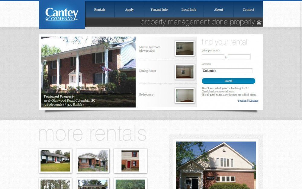 Cantey & Company - Homepage