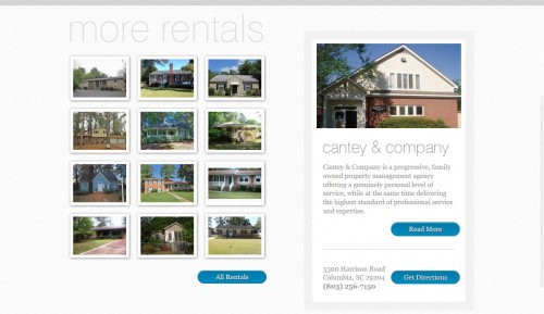 Cantey & Company - Rentals Footer