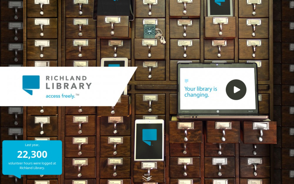 Richland Library Annual Report