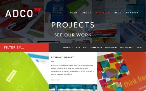 ADCO - Projects