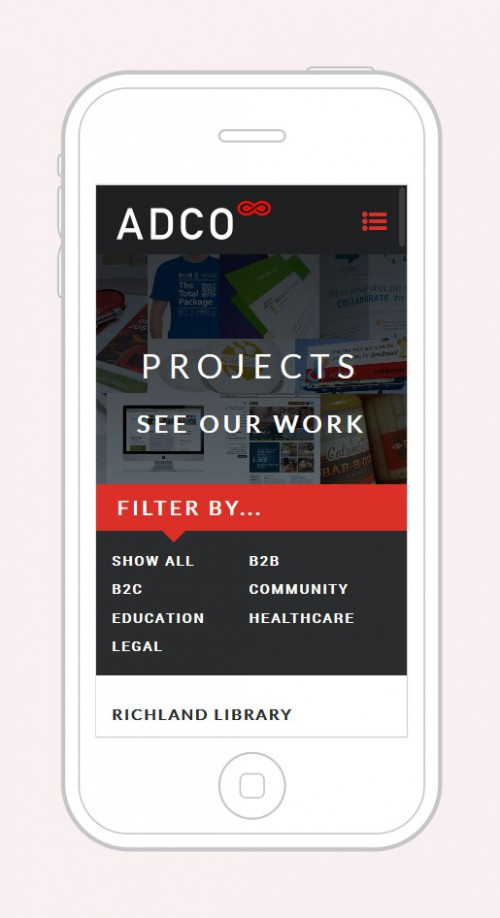 ADCO - Projects Mobile