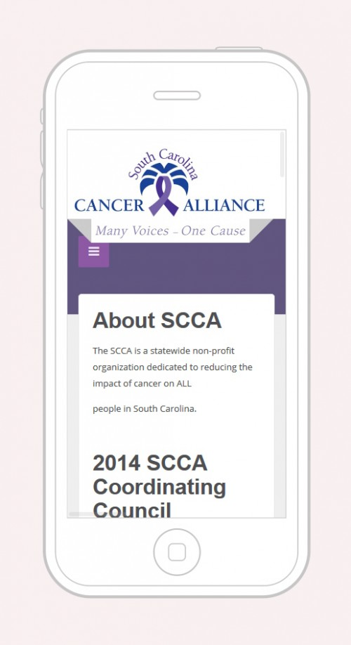 SC Cancer Alliance - Mobile