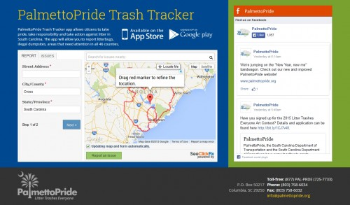PalmettoPride - Homepage Bottom